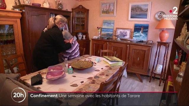 Confinement : à Tarare, les malades soignés à domicile