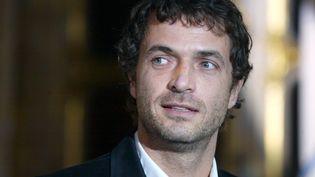 "Philippe ""Zdar"" Cerbonesci, moitié du duo Cassius en 2005. (MAXPPP)"