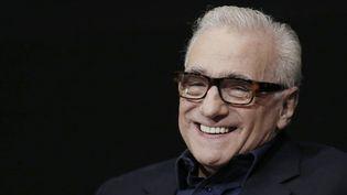 Martin Scorsese, octobre 2015 à Paris  (PATRICK KOVARIK / AFP)