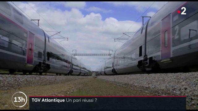 TGV Atlantique : un pari réussi ?