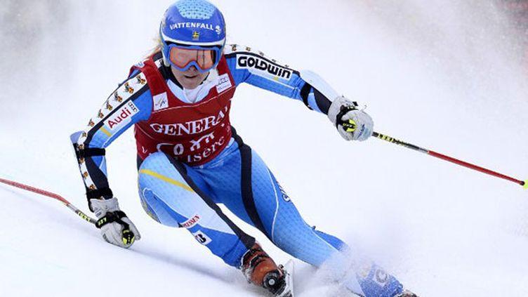 La skieuse suédoise Jessica Lindell-Vikarby