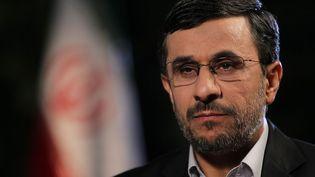 Le président iranien Mahmoud Ahmadinejad à Téhéran, en Iran, le 4 octobre 2011. (AFP)