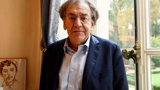 Alain Finkielkraut à Lille, le 8 octobre 2019. (MAXPPP)