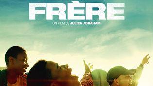"""Affiche de """"Mon frère"""", Julien Abraham (Bac Films)"""
