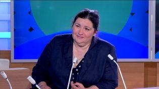 Cécile Vaissié (FRANCEINFO)