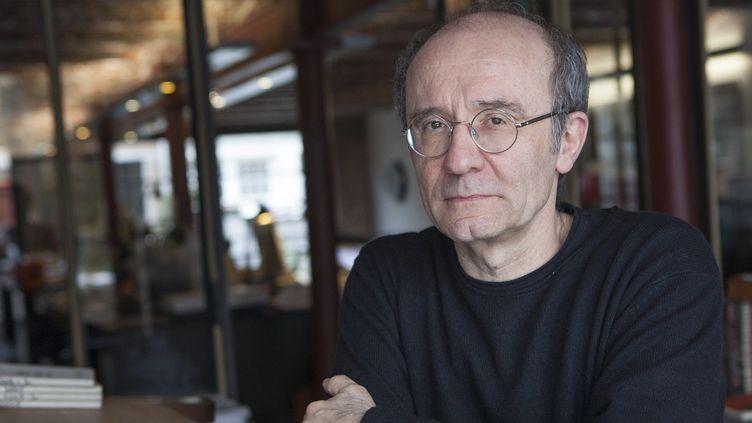 Philippe Geluck en 2013  ( VILA -VSD/SIPA)