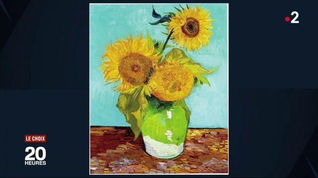 Van Gogh : une fascination pour les tournesols