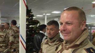 Des soldats français en Jordanie. (France 2)