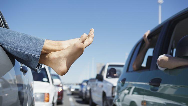 Applications et services web se développen pour libérer les automobilistes des bouchons. (GETTY)