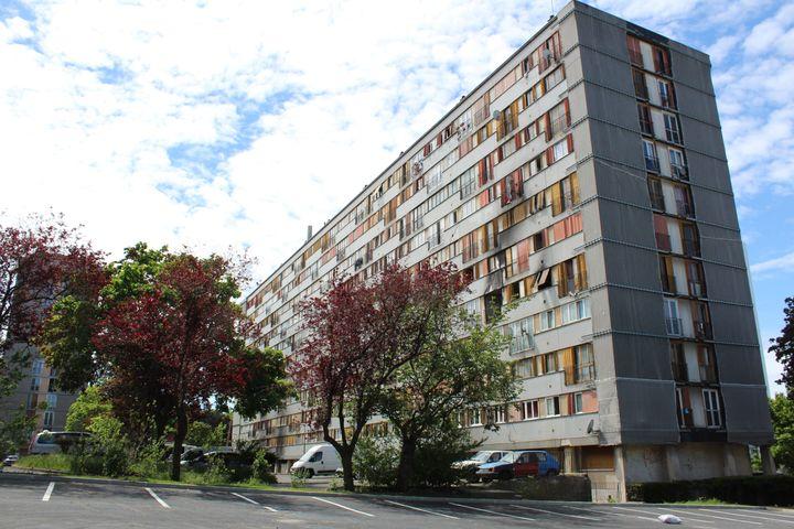 Le Chêne pointu à Clichy-sous-Bois (Seine-Saint-Denis), le 28 mai 2021. (ELISE LAMBERT / FRANCEINFO)