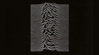 """Le graphique de la pochette de """"Unknown Pleasures"""" de Joy Division  (Peter Saville)"""