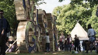 We Love Green, festival 100 % écolo  (THOMAS CECCHELANI/SIPA)