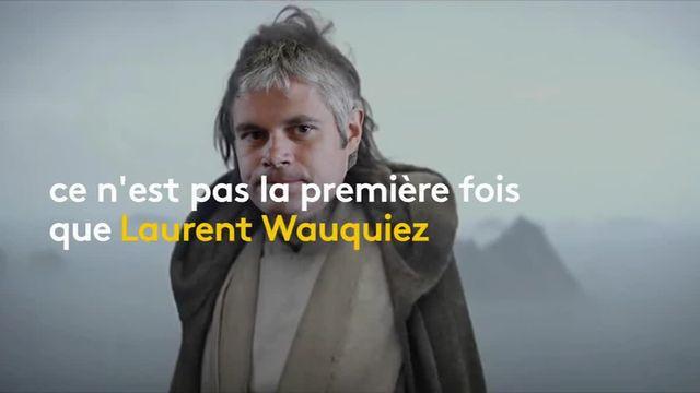 Politique : quand Laurent Wauquiez se prend pour Luke Skywalker