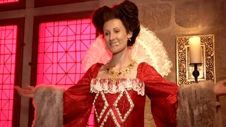 """Depuis le 12 avril, le Puy du Fou propose une nouvelle attraction, """"La Renaissance du château""""  (France 3 Culturebox)"""