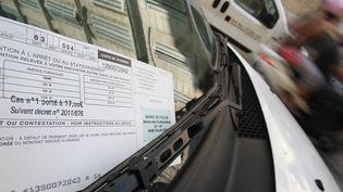 Le montant des amendes de stationnement pourrait bientôt être propre à chaque commune. (MAXPPP)