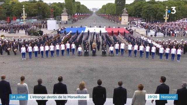 14 juillet : l'étrange destin de la Marseillaise