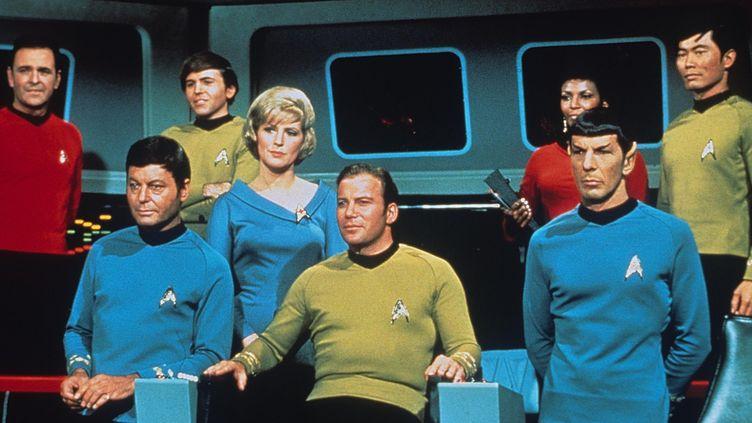 Star Trek (US TV Series) (1966-1969)  (Kobal / The Picture Desk)