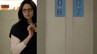 """Laura Prepon dans le rôle d'Alex Vause dans la série """"Orange is the new black"""". (Jojo Whilden/Netflix)"""