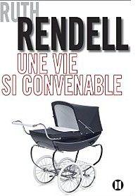 """Le livre """"Une vie si confortable"""" de Ruth Rendell doit sortir à la fin du mois de janvier aux Editions des deux terres.  (Editions des deux terres)"""