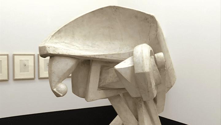 Sculpture de Raymond Duchamp-Villon  (France 3 / Culturebox )