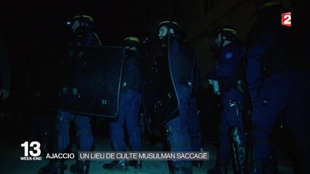 Corse : une salle de prière musulmane saccagée à Ajaccio