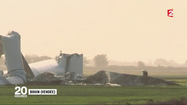 Tempête Carmen : vents violents en Vendée