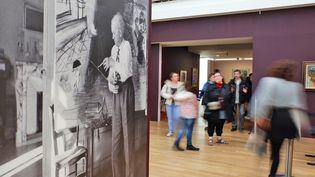 """Exposition """"Dufy au Havre"""". (MuMa Le Havre / Claire Palué)"""