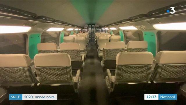 Transports : 2020, une année noire pour la SNCF