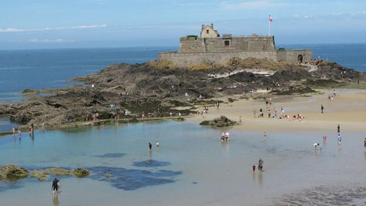 Fort de Saint Malo  (S.Jouve)