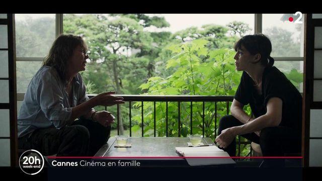 Cinéma : Sean Penn et Charlotte Gainsbourg à Cannes en famille