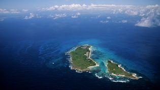 Autour de la Guadeloupe, le territoire français a gagné8 000 km2. (DOZIER MARC / HEMIS.FR / AFP)