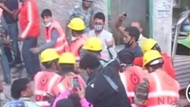 Séisme au Népal : de nouveaux rescapés secourus