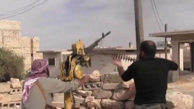 Printemps arabes : le douloureux bilan de la Syrie (FRANCEINFO)