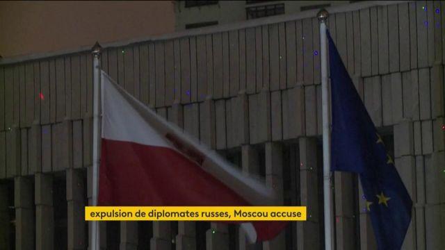 Affaire Alexeï Navalny : la Suède, la Pologne et l'Allemagne répondent à l'expulsion de diplomates par la Russie