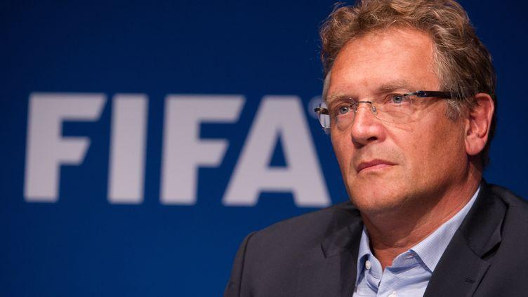 Jérome Valcke (SEBASTIEN BOZON / AFP)