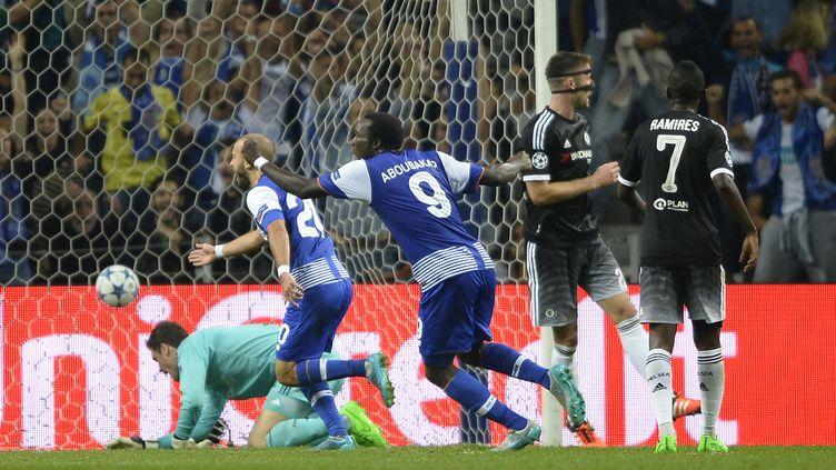 Les joueurs de Chelsea n'ont rien pu faire face à Poroto (MIGUEL RIOPA / AFP)