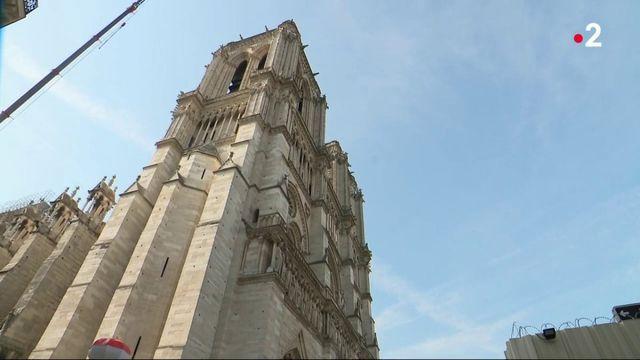 Notre-Dame : avant le début des travaux, la sécurisation des lieux