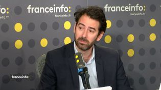 Me Antonin Lévy, invité de franceinfo le 12 mars 2020. (FRANCEINFO / RADIO FRANCE)