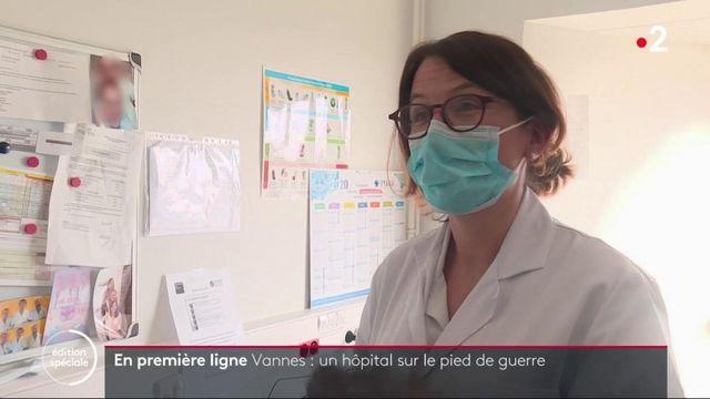 Coronavirus : les hôpitaux bretons se préparent à accélérer le rythme