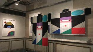 "Expo ""Japon - Japonismes"" au MAd : collection Ikko Tanaka-Issey Miyake  (Corinne Jeammet)"