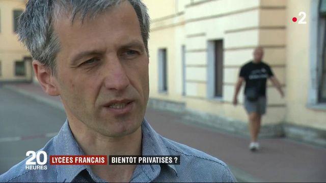 Education : privatiser les lycées français à l'étranger ?