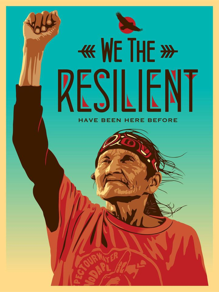 «Nous, les résilients, nous étions là les premiers» (Shepard Fairey)