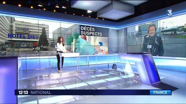 Décès suspects de patients à Nantes : un quatrième patient hospitalisé