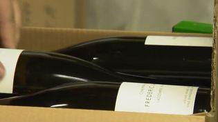 Quatre jours avant le repas du réveillon, France 2 revient sur un produit d'exception : le champagne. (FRANCE 2)