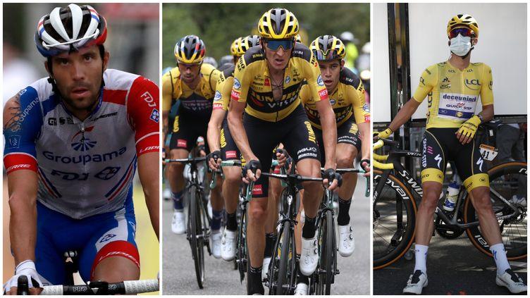 La déception de Pinot, la domination de Jumbo-Visma, Alaphilippe en jaune...