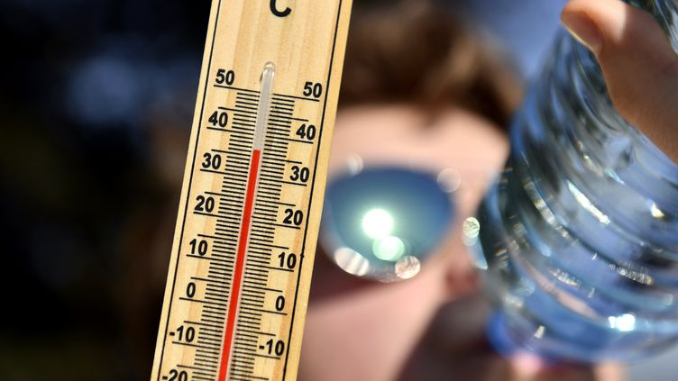 Le record de chaleur du 28 juin 2019 a été enregistré à Vérargues, avec 46°C. (ALEXANDRE MARCHI / MAXPPP)