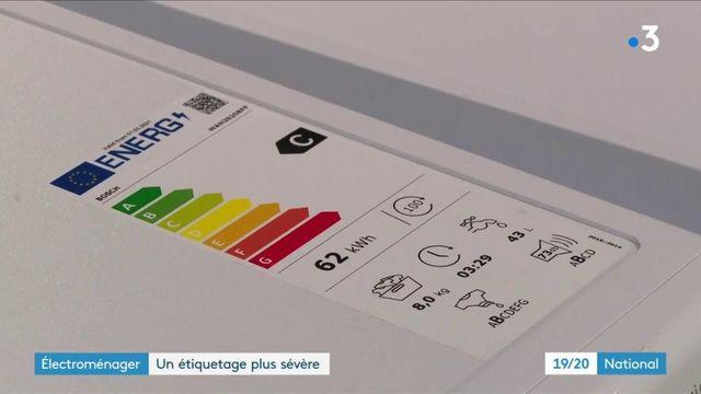 Electroménager : une nouvelle étiquette-énergie européenne plus exigeante