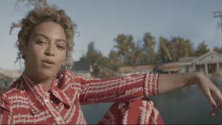 """Beyoncé dans le clip de """"Formation"""".  (capture écran)"""