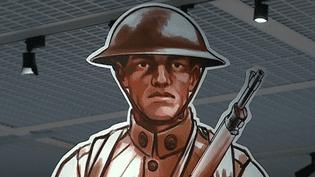 """""""Le nouveau visage de la guerre"""", exposition au mémorial de Verdun du 4 juillet au 21 décembre 2018  (France 3 / Culturebox )"""
