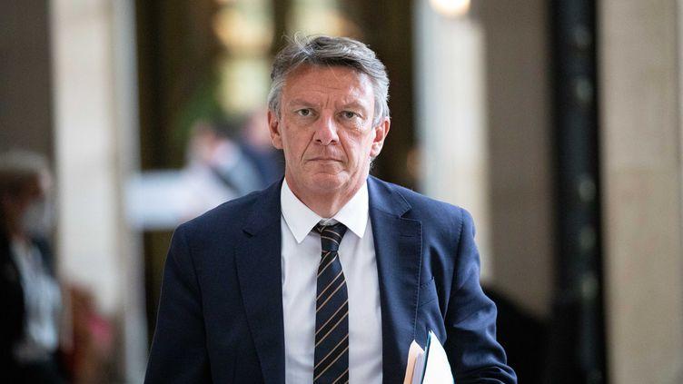 Philippe Berta, député Modem du Gard. (CHRISTOPHE MORIN / MAXPPP)